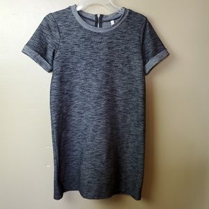 Gilli Tunic T shirt  dress charcoal SZ XS